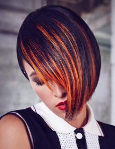 Haarglättung